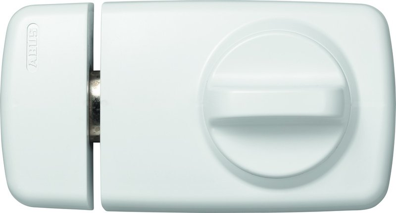 abus t r zusatzschloss 7010 sb braun vds mit zylinder abus. Black Bedroom Furniture Sets. Home Design Ideas